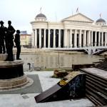 Macédoine : Skopje, le bazar de l'architecture