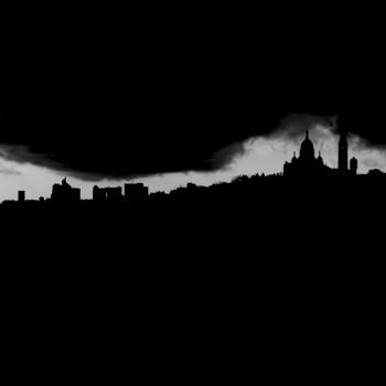 Montmartre vu du 19ème
