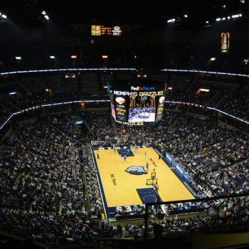 FedEx Forum, Memphis, Tennessee